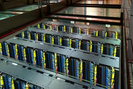 El supercomputador Marenostrum