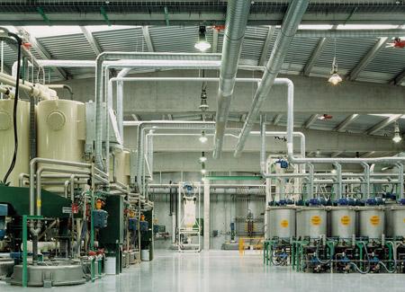 La apuesta por la sostenibilidad es una máxima en todos los procesos de fabricación.