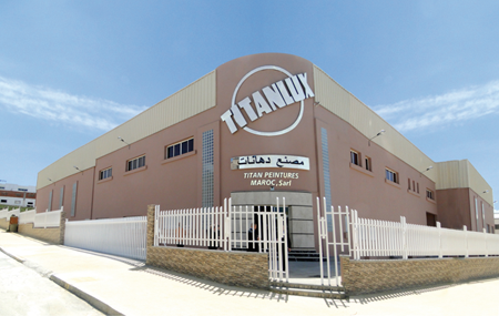 Fábrica en Marruecos